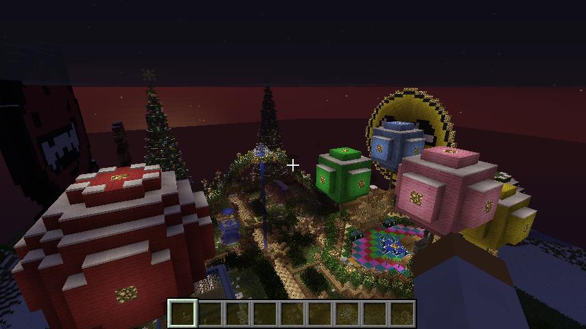 Funny-Craft сервер Minecraft